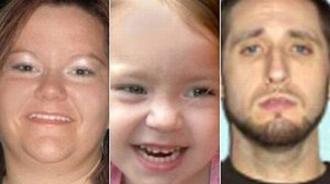 VIDEO: Haylee Donathan is found after disappearing with her mom and boyfriend.