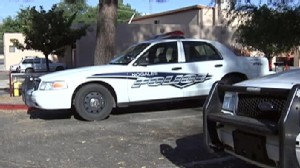 Video: Nogales, Arizona police told to carry guns at all times.