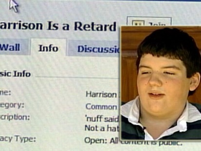 VIDEO: A special-needs kid is bullied by his classmates on Facebook.
