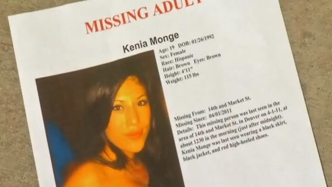 VIDEO: Kenia Monge, 19, vanished while out with friends in downtown Denver.