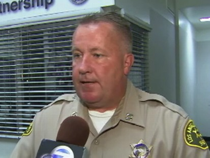 VIDEO: Capt. Patrick Maxwell recounts events that led to the Calif. girl being found.