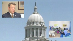 Video: Oklahoma considers Arizonas immigration bill.