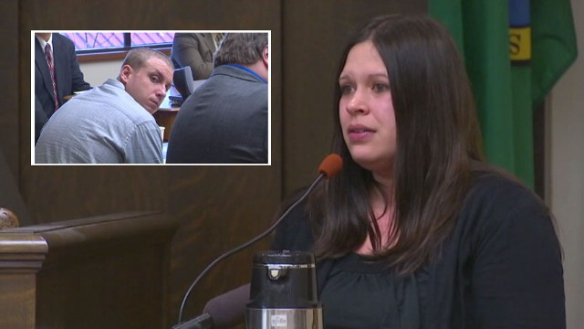 VIDEO: Army Wife Testifies Husband Set Her Legs on Fire