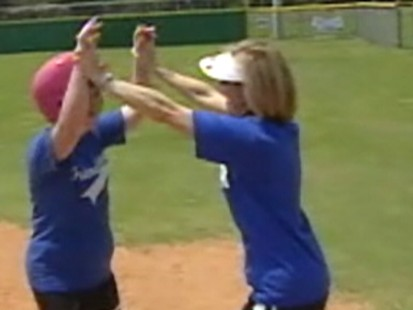 Video: Texas challenger team heads to the little league world series.