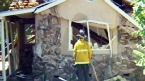 Video: Firefighters hurt in gas leak explosion.