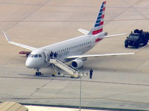 Two Planes out of Houston Airport Change Course After Threat