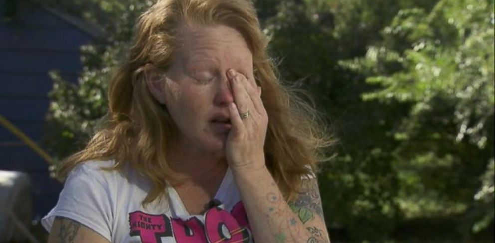 PHOTO: Lori Townsend speaks to ABC News about the death of her daughter, Afrikka Hardy.