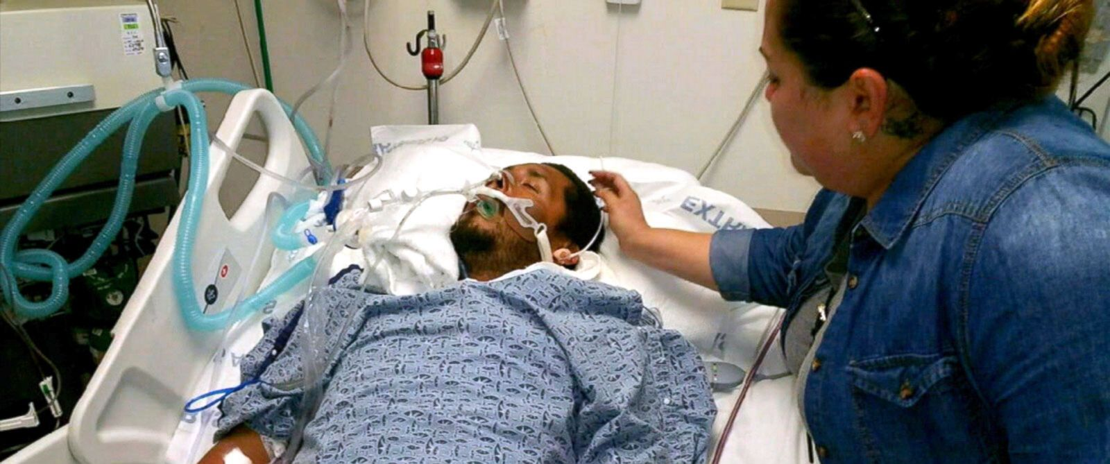 PHOTO: Fermin Vincent Valenzuela was in a medically-induced coma after getting into an altercation with police outside a 7-Eleven in Anaheim, California, on July 2, 2016, according to his family.