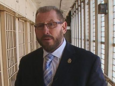 PHOTO: Gregg Marcantel, the Secretary of Corrections for the state of New Mexico, spent 48 hours undercover in solitary confinement at the New Mexico State Penitentiary, outside of Santa Fe, New Mexico.