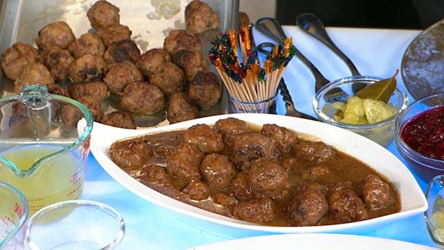 Marcus Samuelsson's Helga's Meatballs | Recipe - ABC News