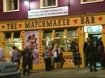 VIDEO: The Match Maker bar