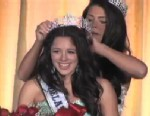PHOTO: Melissa King is seen in this undated screengrab being crowned Miss Delaware Teen USA.