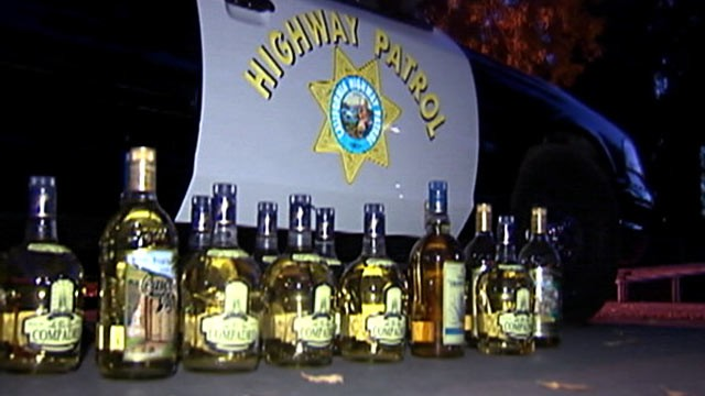 PHOTO: The California Highway Patrol seized more than 50 pounds of
