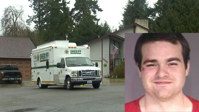 PHOTO: Michael (Chad) Boysen, 26, is wanted in connection with the murder of his grandparents on March 8, 2013.