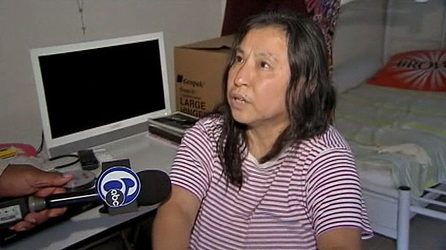 PHOTO: Minh Tran, 51, was beaten and robbed by three boys in her tiny Juniata Park apartment, Aug. 6, 2012.