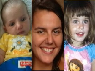 Mom, 2 Girls Missing in Suburban Chicago