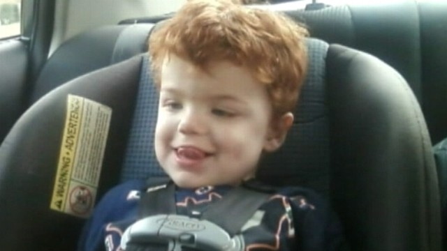 VIDEO: Amber Alert issued for Devin Davis who disappeared while his mom was napping.