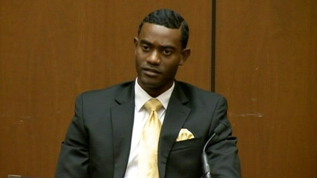 VIDEO: Amir Williams said Dr. Conrad Murray called about Michael Jacksons bad reaction.