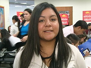 New Program Gives Immigrants Hope