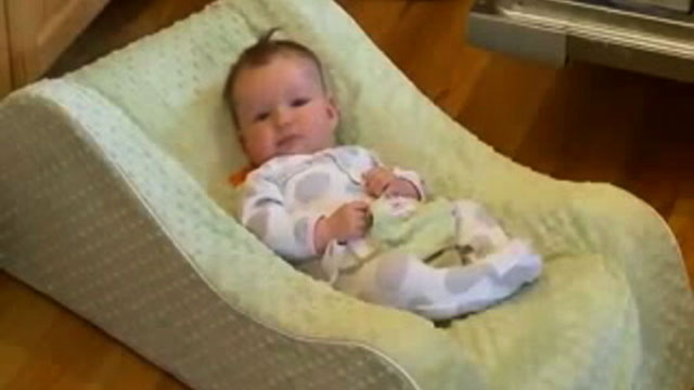 PHOTO: The Consumer Product Safety Commission is taking action against the makers of a portable baby recliner called the Nap Nanny after five infant deaths.
