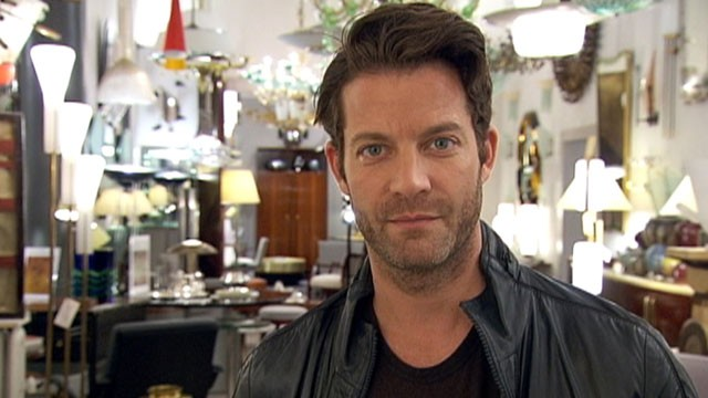 PHOTO: Interior designer Nate Berkus talks to &quot;Nightline&quot; about his new book, &quot;The Things That Matter&quot; and some of the intimate details of his past.