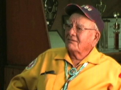 VIDEO: Navajo code talkers