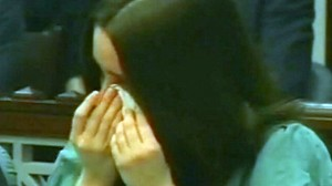 VIDEO: Casey Anthony Cries in Court