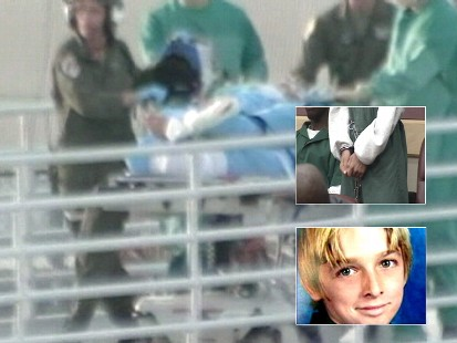 Video: Teens set kid on fire, burning him on 80 percent on his body.