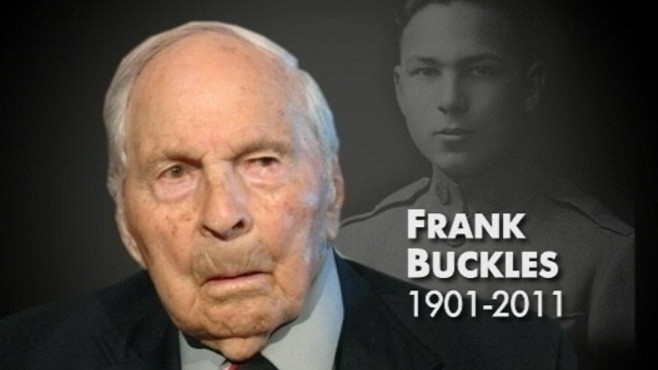 VIDEO: Frank Buckles dies at his farm in West Virginia.