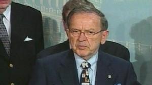 VIDEO: Former Alaska Senator ted Stevens was involved in a fatal plane crash.