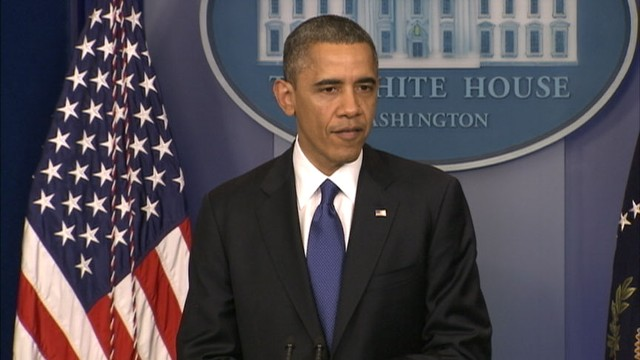 VIDEO: Obama on fiscal cliff talks following meeting with Speaker John Boehner and Sen. Harry Reid.