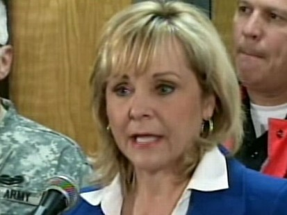 Watch: Oklahoma Governor Mary Fallin on Tornado Aftermath