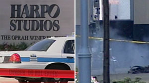 "Police Say Suspicious Package Found Outside Oprahs Studio was ""Not a Bomb"""