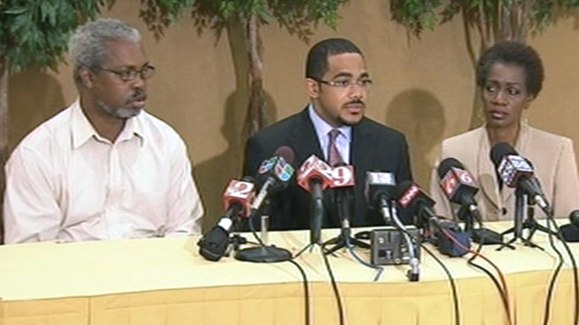 PHOTO: FAMU student death press conference