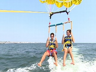 Parasailing Accidents Raise Questions About Safety