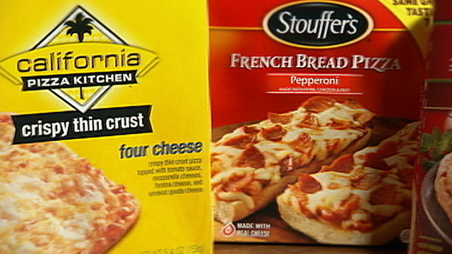 PHOTO: A California woman is suing Nestle, claiming the companys pizzas are a danger to public health.