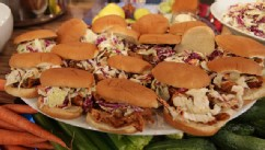 PHOTO: Paula Deen's Slow Cooker Pulled Pork Sandwiches.