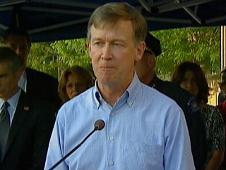 Watch: Colorado Shooting: Gov John Hickenlooper