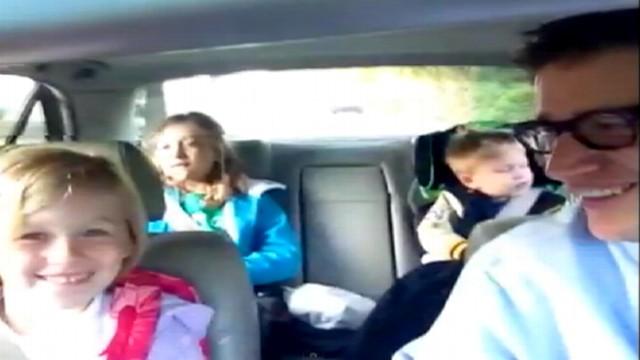 Bohemian Rhapsody on the Drive to School
