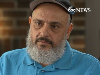 PHOTO: Mohammad Rahami, the father of Chelsea bomb suspect Ahmad Rahami, sits down with ABC News Chief Investigative Correspondent Brian Ross.