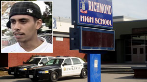 Salvador Rodriguez, one of the witnesses to the gang rape of a 15-year-old teen outside her California high school, speaks for the first time.