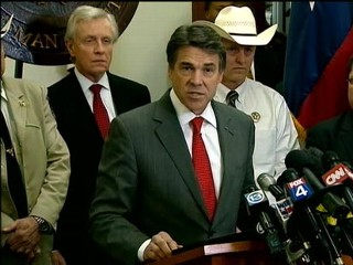 Texas Gov. Vows to 'Hunt Down' Prosecutors' Killers