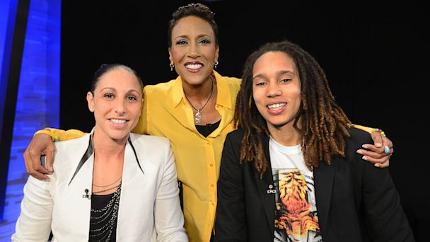 abc robin roberts 2b dm 130912 16x9 608 In the Game with Brittney Griner and Diana Taurasi