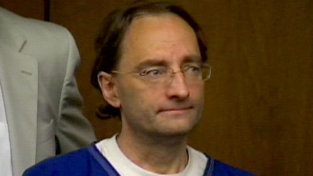 PHOTO: Christian Karl Gerhartsreiter, originally from Germany and who called himself Clark Rockefeller, appears in court.
