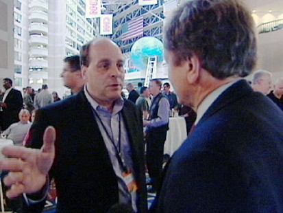 VIDEO: Brian Ross Grills FAA Official at Conference