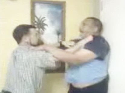 VIDEO: Mentally disabled residents forced to fight