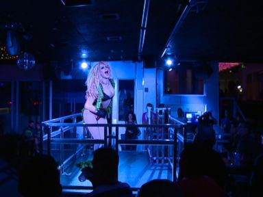 Russian Drag Performer Builds New Life in US