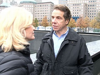NY Gov. Cuomo Worries About Future Storms