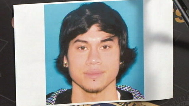 PHOTO: The alleged masked gunman who killed two people in the Clackamas Town Center mall in Portland, Ore., has been identified as Jacob Tyler Roberts, according to police.