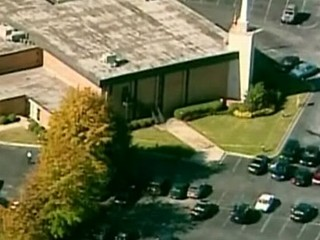 Man Shot Dead at Ga. Megachurch